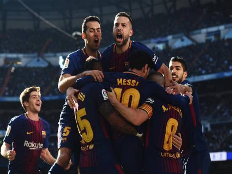 Barcelona nhận đặc ân chưa từng có trong lịch sử La Liga