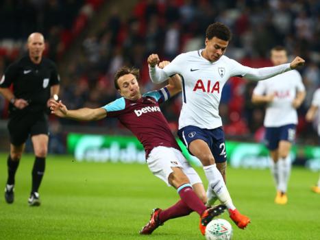 Nhận định Tottenham vs West Ham (18h30 ngày 27/4)