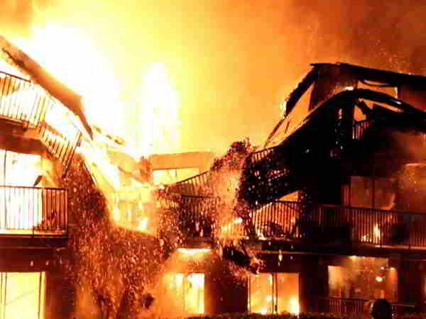 Mơ thấy hỏa hoạn có phải điềm báo đáng sợ?