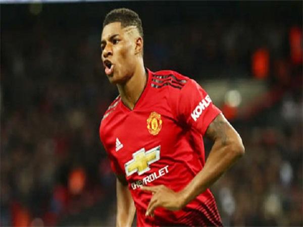 Rashford sẽ là chủ công của Mourinho ở M.U?
