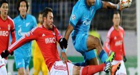 Nhận định bóng đá Zenit vs Benfica (2h00 ngày 3/10)