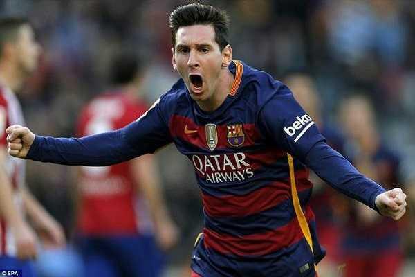 Sự nghiệp quốc tế của Lionel Messi