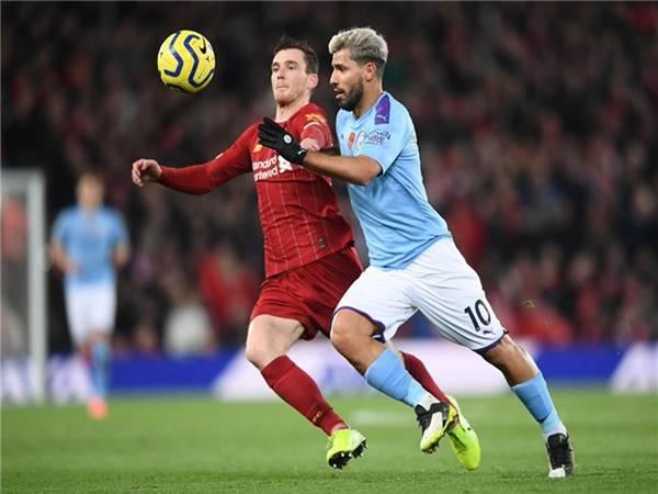 Pep Guardiola tỏ ra không hài lòng với kết quả trước Liverpool