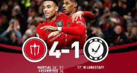 5 điểm nhấn Man Utd 4-1 Newcastle: Hàng công thăng hoa