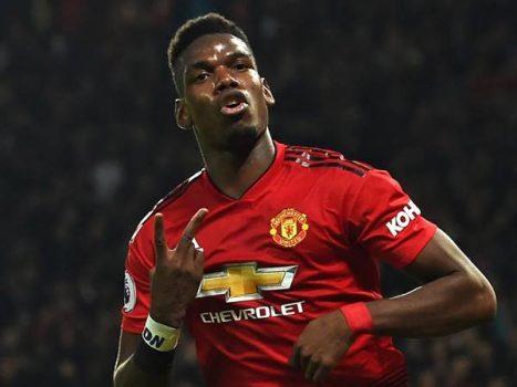 BLĐ Manchester United cân nhắc bán Paul Pogba cho Juventus