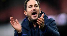 Động thái lạ của HLV Frank Lampard trong trận đấu với Arsenal