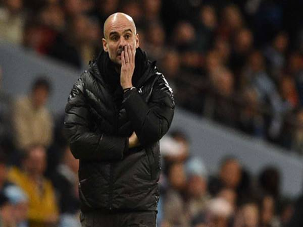 HLV Pep Guardiola thừa nhận không thể cạnh tranh với đối thủ nữa