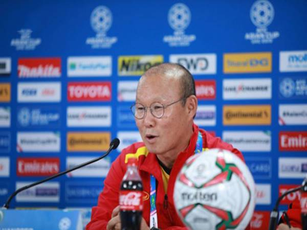 Liên đoàn bóng đá Việt Nam tạo mọi điều kiện cho thầy Park