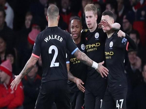 Manchester City đối đầu Real Mandrid ở vòng 1/8 cup C1