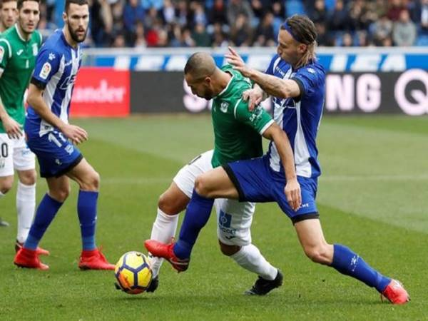 Nhận định Deportivo Alaves vs Leganes (3h00 ngày 14/12)