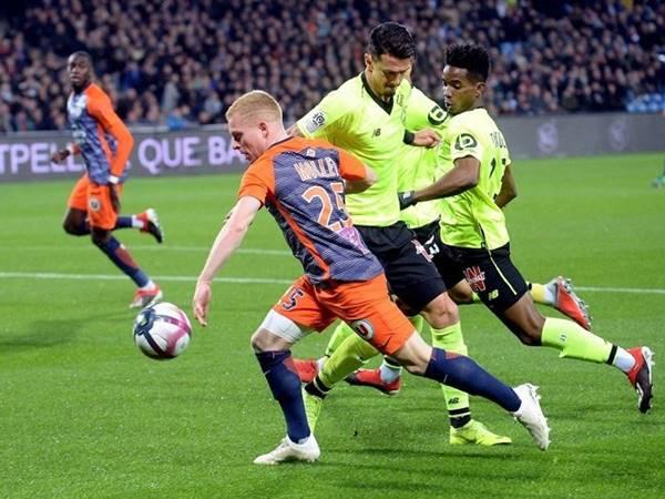 Nhận định kèo Châu Á Lille vs Montpellier (2h45 ngày 14/12)