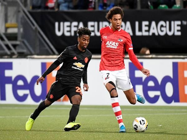 Nhận định tỷ lệ Manchester United vs AZ Alkmaar (3h00 ngày 13/12)