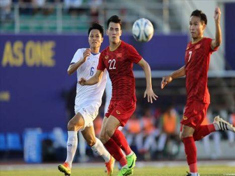 Nhận định U22 Việt Nam vs U22 Thái Lan (15h00 ngày 5/12)