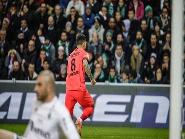 Paris Saint-Germain thắng đè bẹp đối thủ chiếm trọn 3 điểm
