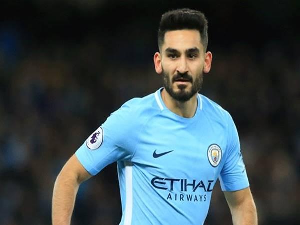 Tiền vệ Ilkay Gundogan thừa nhận Man City rời cuộc đua vô địch