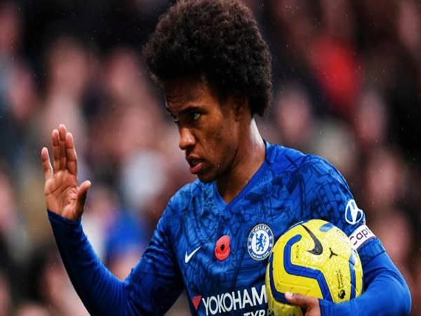 Tiền vệ Willian cam kết tương lai lâu dài với CLB Chelsea