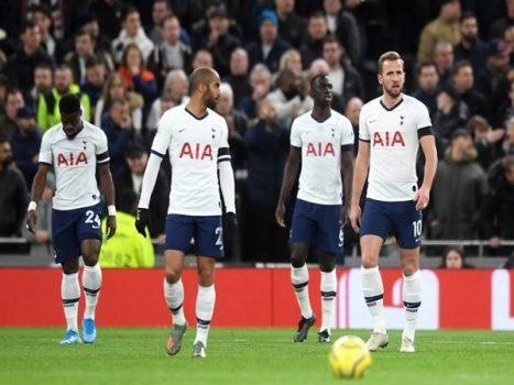 Tottenham lại thua trận lớn, Mourinho kém bản lĩnh