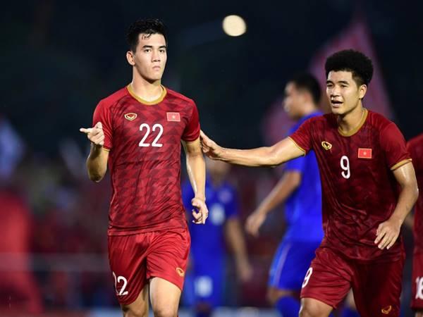 U23 Việt Nam chờ cặp song sát Đức Chinh, Tiến Linh tỏa sáng
