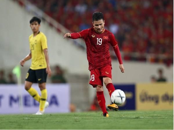 HLV Park Hang Seo chính thức chốt số áo cho các của thủ