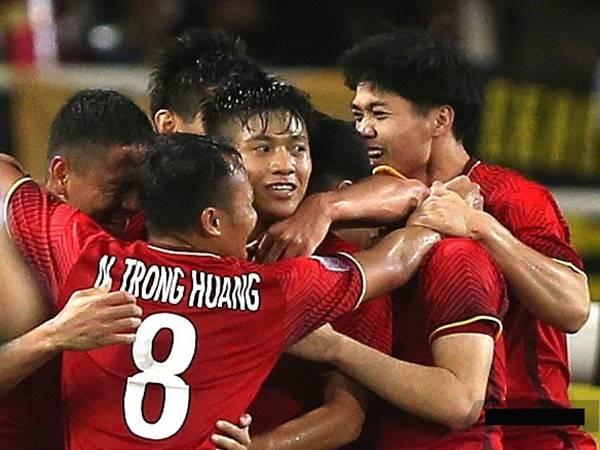HLV Park Hang Seo có công lớn trong việc nâng tầm bóng đá Việt Nam