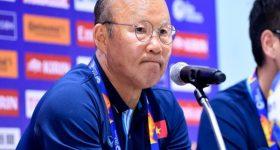 HLV Park Hang Seo quyết tâm giành 3 điểm trước Malaysia
