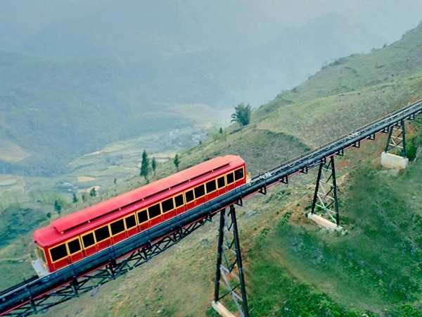 Điềm báo trong giấc mơ thấy tàu hỏa
