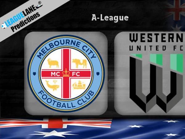 Nhận định Melbourne City vs Western United, 15h30 ngày 03/1