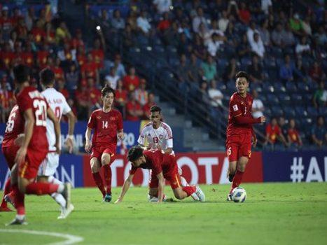 Nhận định tỷ lệ U23 Việt Nam vs U23 Jordan (20h15 ngày 13/1)