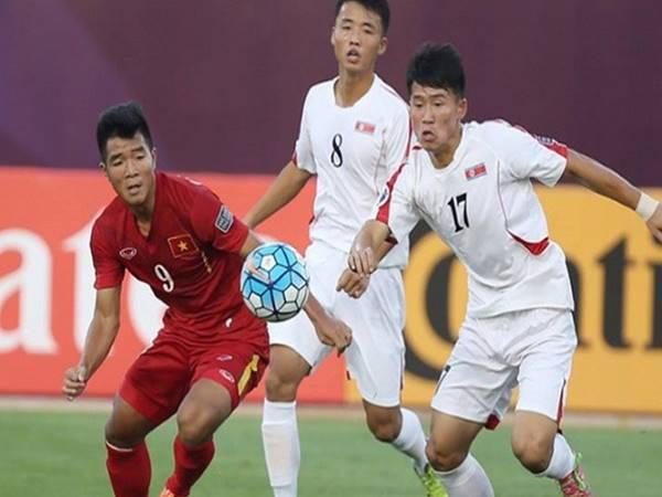 Nhận định U23 Việt Nam vs U23 Triều Tiên (20h15 ngày 16/1)