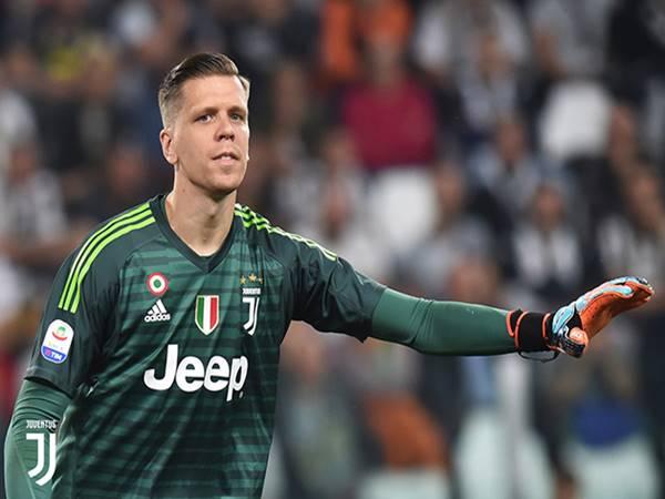 Thủ thành Wojciech Szczesny được Juventus gia hạn thêm hợp đồng