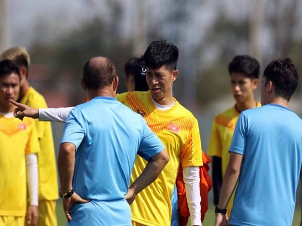 U23 Việt Nam sẽ đẩy cao đội hình để tìm kiếm bàn thắng trước
