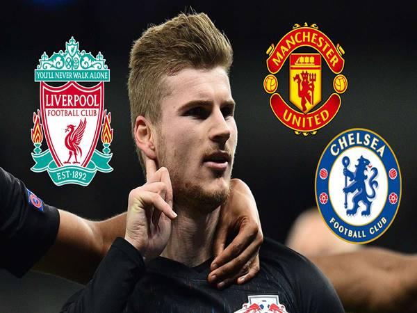 Liverpool sáng cửa chiêu mộ kẻ hủy diệt Werner về sân Anfield