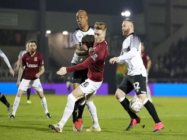 Nhận định Derby County vs Northampton Town (2h45 ngày 5/2)