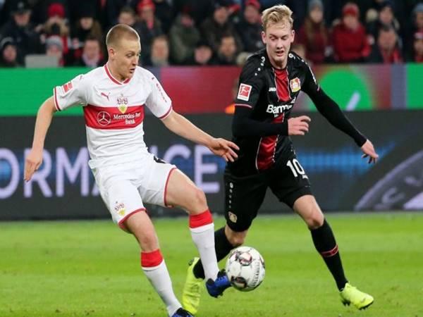 Nhận định tỷ lệ Bayer Leverkusen vs VfB Stuttgart (00h30 ngày 6/2)