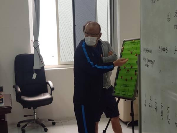 Lương HLV Park Hang Seo được trả từ 100% nguồn xã hội hoá