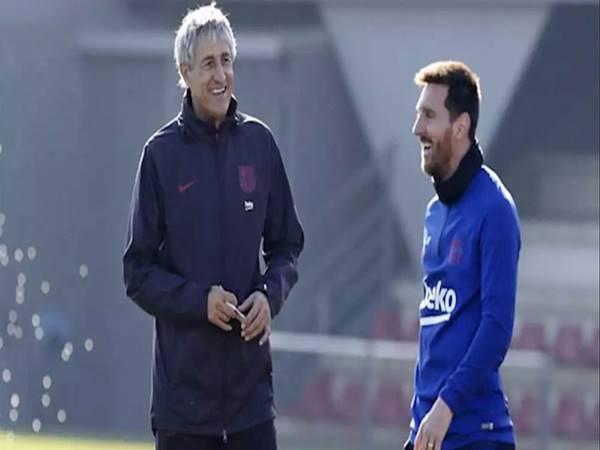 Lý do khiến Lionel Messi có thể rời Barca bất cứ lúc nào