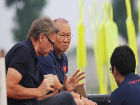 Bóng đá Việt Nam đang sở hữu huấn luyện viên đẳng cấp thế giới