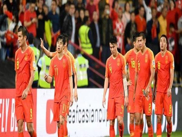 Bóng đá Việt Nam phát triển và đã vượt qua nước bạn Trung Quốc