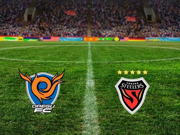 Nhận định kèo Daegu vs Pohang Steelers, 14h30 ngày 16/5