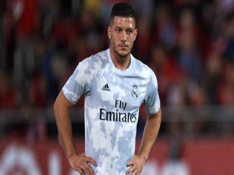 Real Madrid nhận hung tin từ Jovic có thể nghỉ hết mùa giải