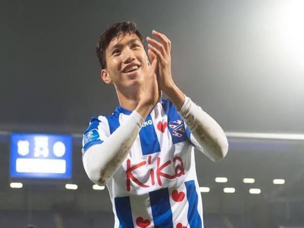 Văn Hậu có thể tiếp tục được ở lại Hà Lan thi đấu cùng Heerenveen