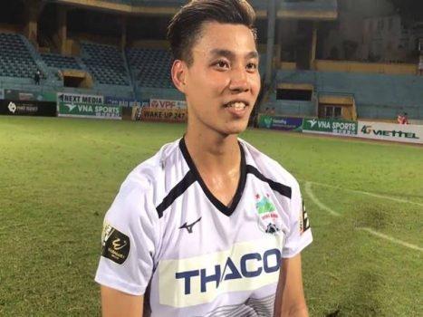 Vũ Văn Thanh háo hức với trận đấu trở lại của bóng đá Việt