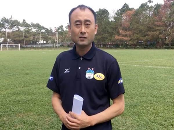 HLV Lee Tae-hoon chấp nhận bị sa thải khi HAGL thua Hà Nội