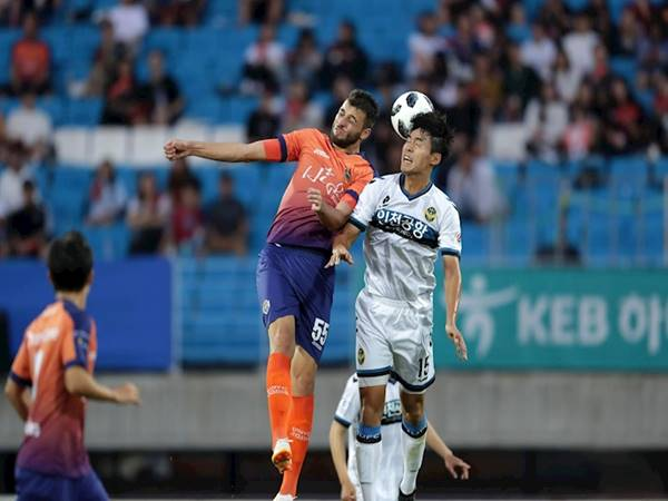 Nhận định tỷ lệ Incheon United vs Gangwon FC (17h30 ngày 5/6)