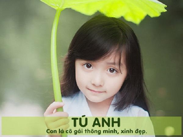 Giải mã ý nghĩa tên Tú Anh được dùng để đặt cho con