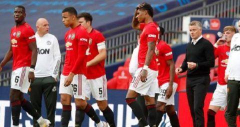 Tin bóng đá anh tối ngày 20-7: Manu United rộng mở cơ hội vào TOP 4