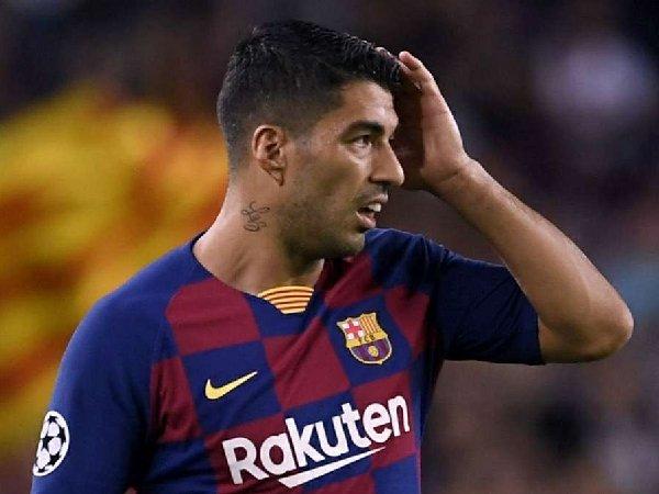 Bóng đá Tây Ban Nha 25/8: Suareztức giận vì bị Barca đối xử thiếu công bằng