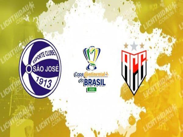 Nhận định soi kèo Sao Jose PoA vs Atletico Goianiense, 07h30 ngày 28/8