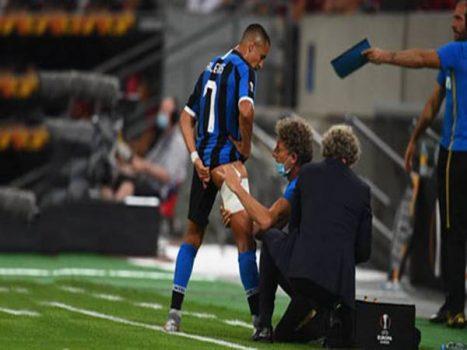 Tin bóng đá Italia ngày 12/8: Inter méo mặt vì Sanchez chấn thương