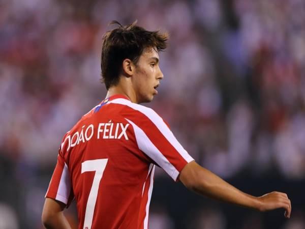 Tin bóng đá TBN chiều 18/8: Joao Felix đang xuất sắc như Cristiano Ronaldo